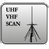 anteny vhf uhf oraz do skanerów